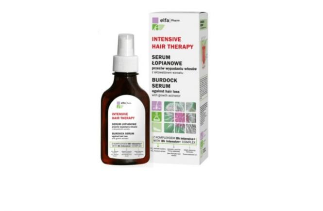 serum łopianowe