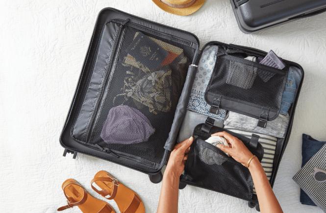 pakowanie walizki