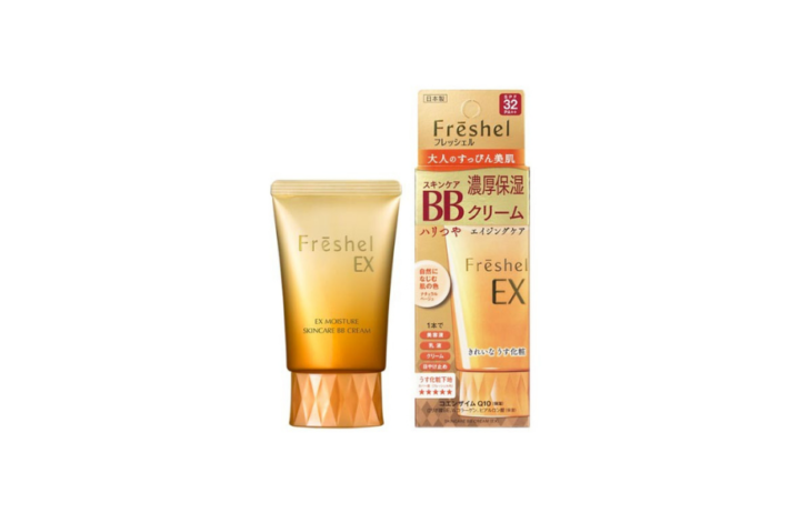 Kanebo Freshel EX Moisture Skincare BB Cream