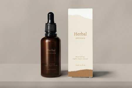 herbal skincare
